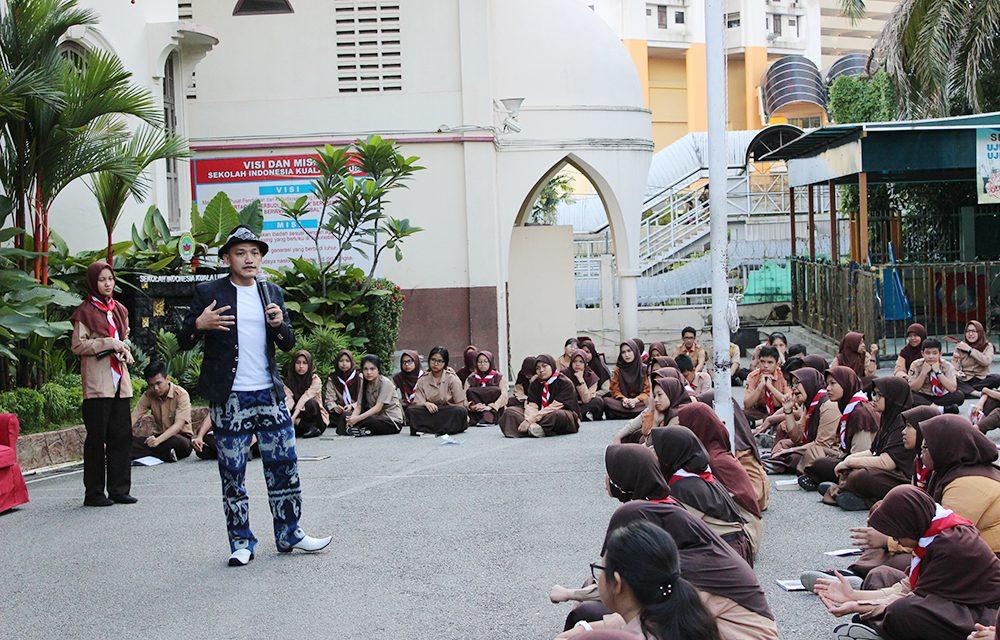Tasaro GK di Sekolah Indonesia Kuala Lumpur