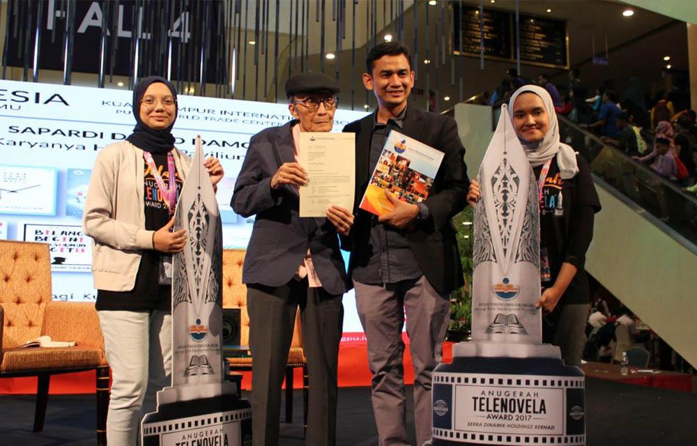 Penghargaan Malaysia untuk Para Penulis Indonesia