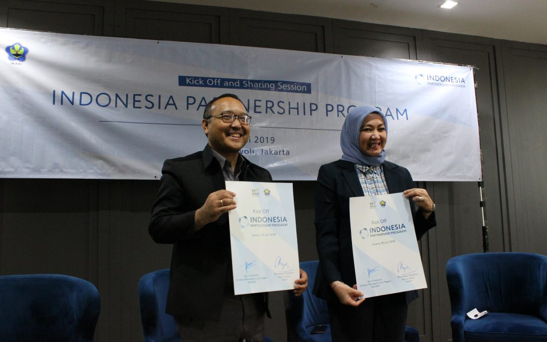 "Encourage the Sales of ""Copyright"" Books Abroad, Ikapi and Bekraf Launch ""Indonesia Partnership Program"""