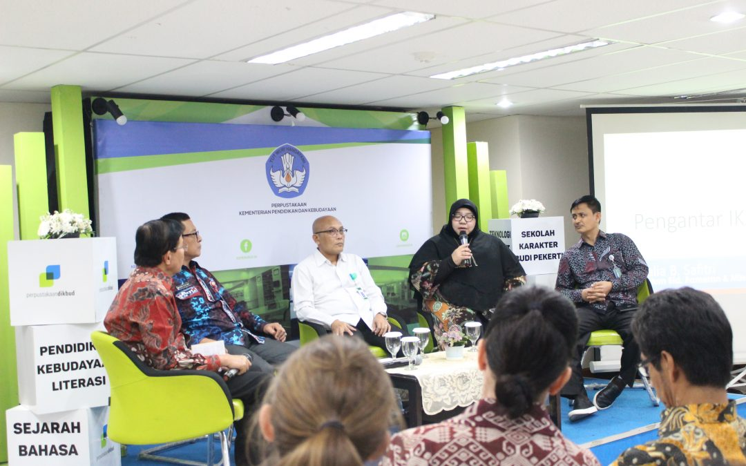 Temu Inovasi, Kolaborasi untuk Tingkatkan Kemampuan Literasi Siswa Kelas Awal