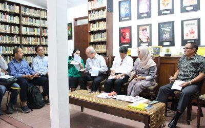 Forum Diskusi PRCI Lawan Pembajakan Buku di Indonesia