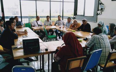 """""""Ngupi bareng Ikapi Jatim"""": Diskusi dan Wadah Anggota Sampaikan Aspirasi"""