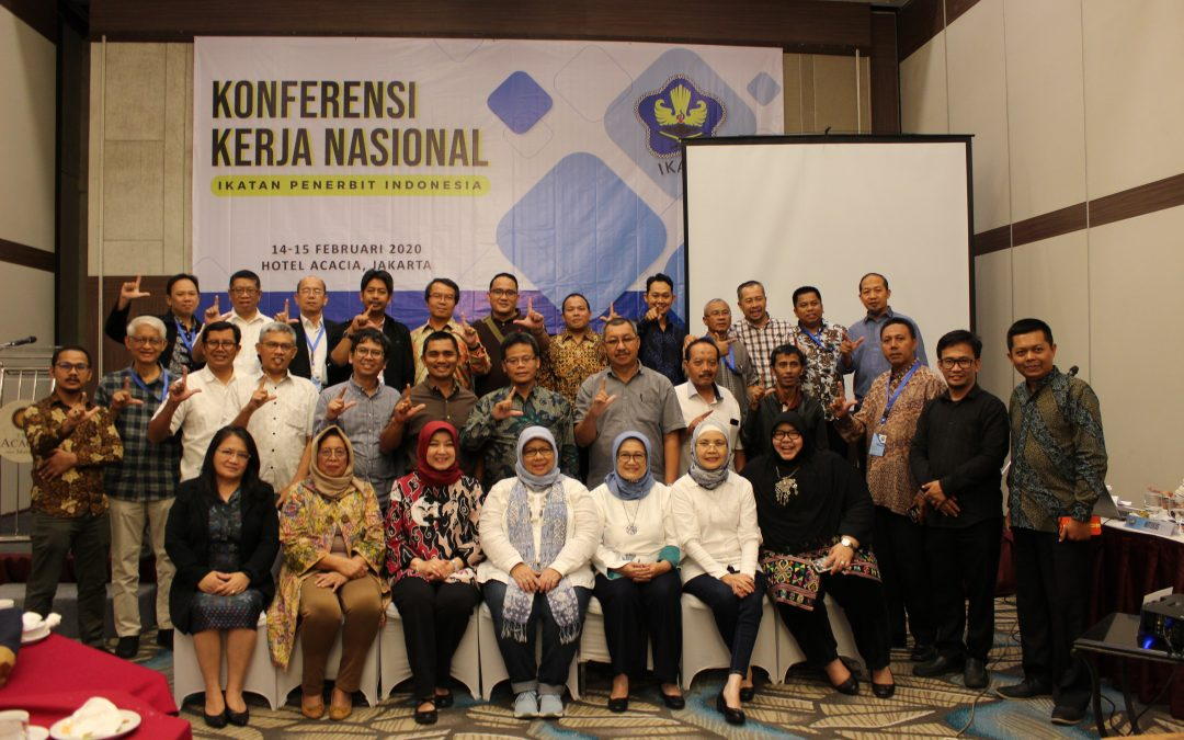 Ikapi Sukses Laksanakan Konferensi Kerja Nasional 2020