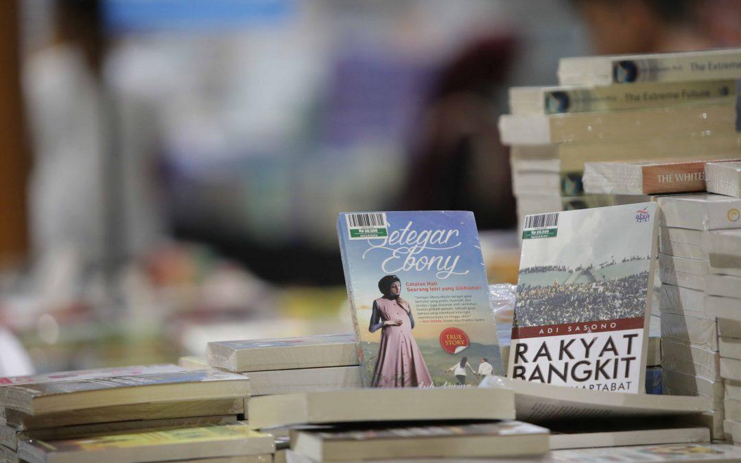 Optimalkan Pasar Buku Daring