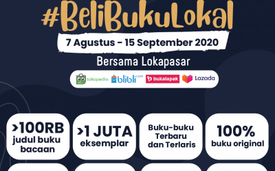Press Release: Program Beli Buku Lokal
